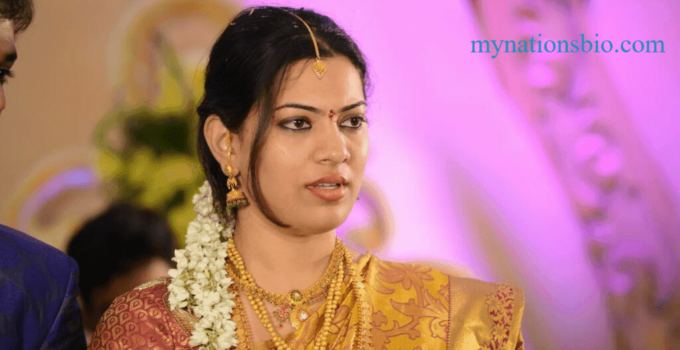 Geetha Madhuri Biography